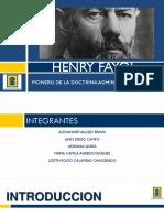 Henry Fayol Exposicion 2