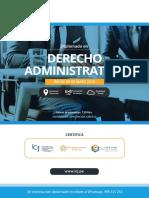 Diplomado en Derecho Administrativo Compressed