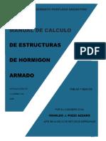 Manual de Calculo de Estructuras de H°A° - Pozzi Azzaro