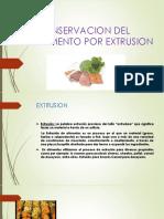 10 Conservacion Del Alimento Por Extrusion