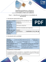 Guía de actividades y rúbrica de evaluación - Paso 1 - Identificación de presaberes y necesidades de aprendizaje (6).docx