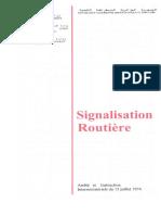 signalisation routière en Algerie - N.TOUNSI