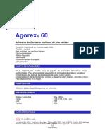 Agorex 60 HDSM