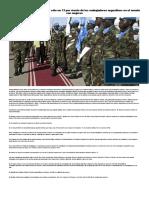 Lejos de La Paridad de Género_ Sólo Un 13 Por Ciento de Los Embajadores Argentinos en El Mundo Son Mujeres - Infobae