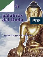 Repetir las palabras del Buda
