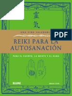 Reiki para la autosanación