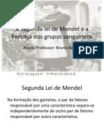 A Segunda Lei de Mendel e a Herança