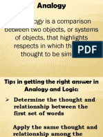 Tips in Analogy