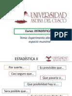 1 Estadistica II