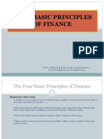 Priciples Of Finance