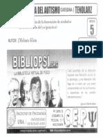 Klein - La Importancia de La Formacion de Simbolos en El Desarrollo Del Yo (Practico).PDF