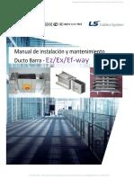 Manual de Instalación Ductobarra - LS Cable 2012