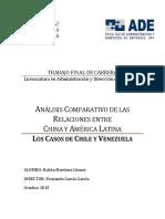 TFC Ruben Martinez Gomez_Análisis Comparativo de Las Relaciones Entre China y América Latina. Los Casos de Chile y Venezuela