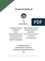 [PDF] Makalah Reaksi Eliminasi