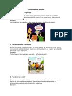 6 Funciones Del Lenguaje
