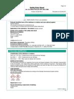 Sds Freegenol (Accelerator-base)