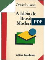 Ideia de Brasil Moderno