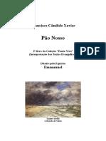 Chico Xaviar - Pão Nosso - 2 Fonte Viva.doc