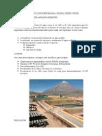 Responsabilidad Empresarial Minera Cerro Verde