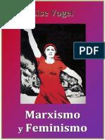 Vogel Marxismo y feminismo