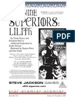 GURPS - In Nomine - Superiors - Lilith