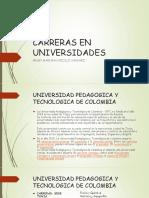 CARRERAS EN UNIVERSIDADES.pptx
