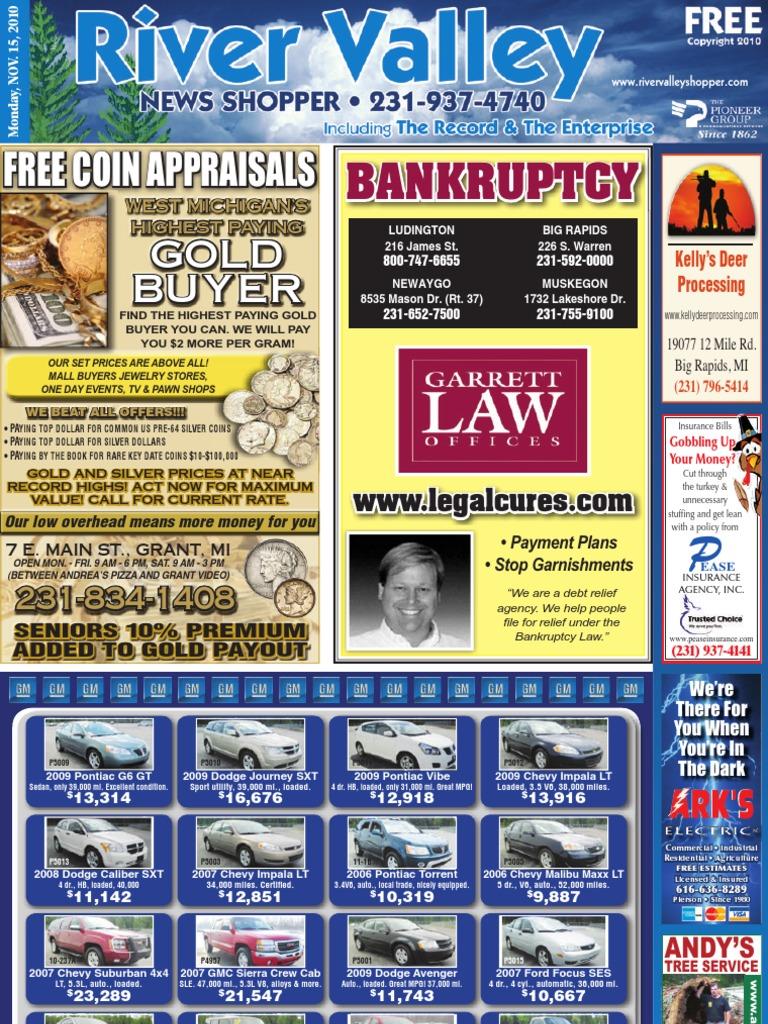River valley news shopper november 15 2010 cough dodge fandeluxe Images