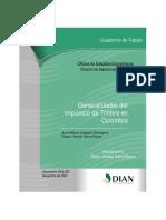 Generalidades del impuesto de timbre en Colombia (Actualización).pdf