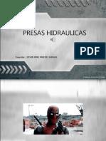 Presas Hidraulicas Edson