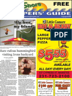West Shore Shoppers' Guide, November 14, 2010