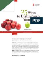 25Ways_To_Distinguish_Yourself.pdf