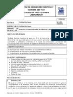 Practica 2 Laboratorio Calidad de Agua.doc