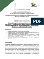 protocolo de investigacion de la chia