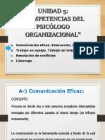 Competencias Ps organizacional.ppt