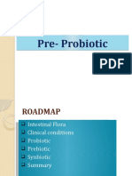 Pre and Probiotic