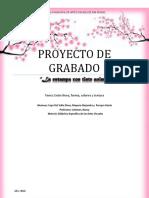 Proyecto  Grabado
