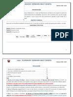 Planeación Expresión Oral 2019B 1300