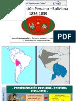 La confederación Peruano - Boliviana.pptx