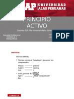principio activo
