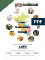 Exportaciones Regional II 2010
