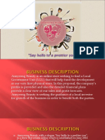 Group 9 Business Prposal Powerpoint
