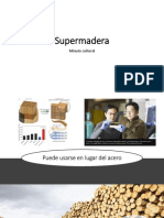 Super madera - presentación