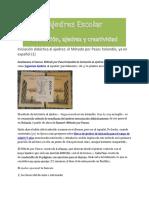 Iniciación Didáctica Al Ajedrez - El Método Por Pasos Holandés, Ya en Español (1)