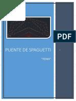 Informe Del Puente-fenix