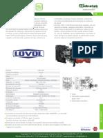 Motores Diesel Lovol Serie 1004