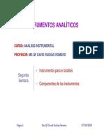instrumentos analiticos