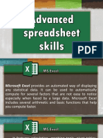 Empowerment Technology MS Excel