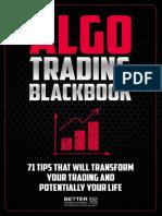 Algo Trading black box