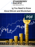 Bitcoin and Blockchain SPR
