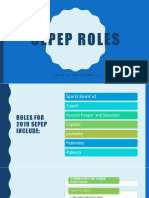 sepep roles
